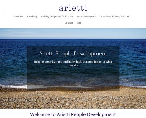 Arietti People Development